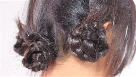 ways    braided bun wikihow
