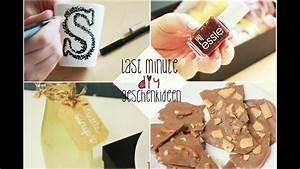 Last Minute Geschenkideen : last minute diy geschenkideen schnell g nstig einfach youtube ~ Orissabook.com Haus und Dekorationen