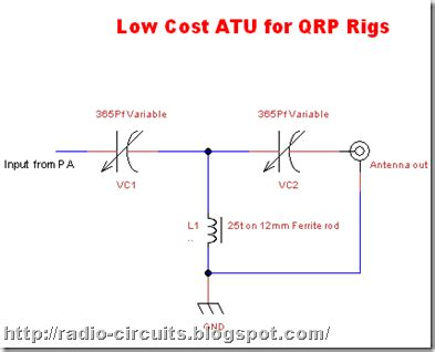 amateur radio qrp projects  cost atu  qrp rigs