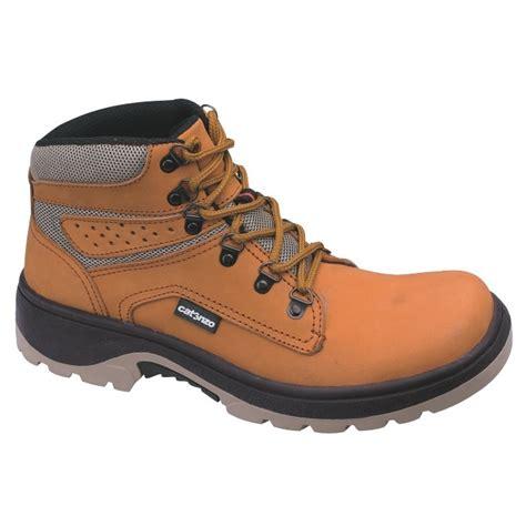 sepatu gunung catenzo li kulit jual sepatu boot adventure gunung kulit laki laki pria