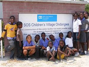 The Green Family - SOS Children's Village Ondangwa, Namibia