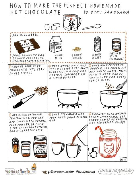 how to make chocolate how to make the perfect cup of hot chocolate using real chocolate bars 171 the secret yumiverse