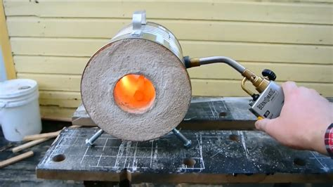 All products from coffee can forge category are shipped worldwide with no additional fees. This video shows the build of a simple DIY forge, made from a coffee can and homemade refractory ...