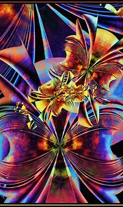 Photon Flower by mdichow on DeviantArt   Fractal images ...