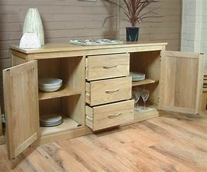 Mobel Oak Large Sideboard Mobel Oak Dining Living Room