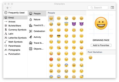 How To Use Emoji On Your Mac