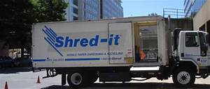 islanders can shred sensitive documents for free at With document shredding truck