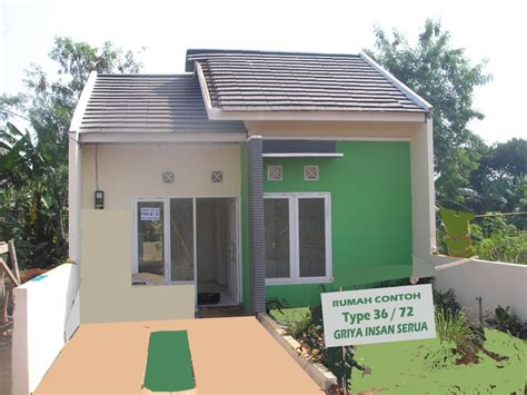 contoh model rumah minimalis type