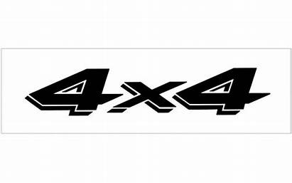 4x4 Ford Truck Decal Graphic Express Close