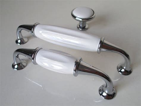 25 Inch Drawer Pulls White by White Dresser Knobs Drawer Knob Pulls Handles By