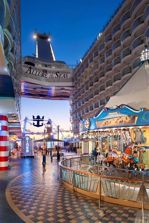 allure   seas royal caribbean cruise ship