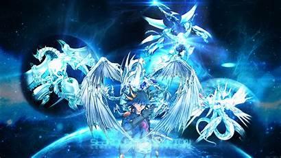 Stardust Evolution Dragon Yugioh 5ds Deviantart Wallpapers