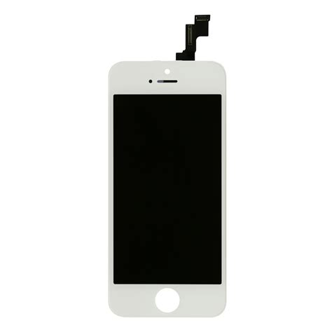 iphone  white display assembly lcd touch screen