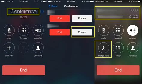 3 way calling on iphone how to make conference call on iphone techofier