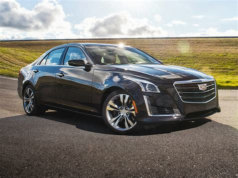 Cts Reviews by New 2018 Cadillac Cts Price Photos Reviews Safety