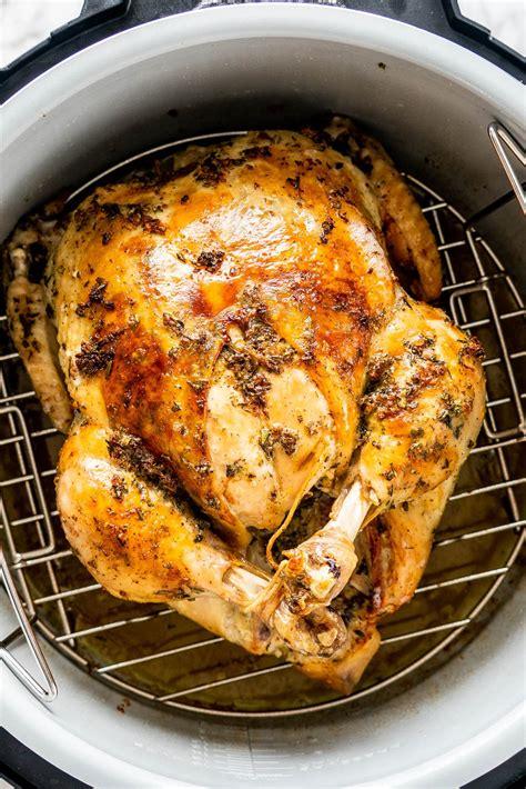 cooker pressure chicken whole recipes cooks jo