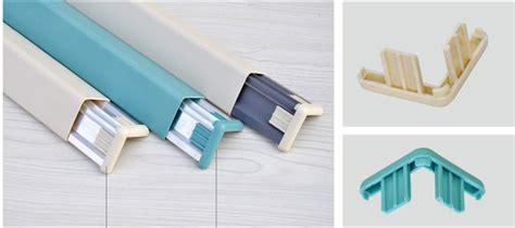 Baguettes D'angle Pvc Pour Protection Murale-protections D