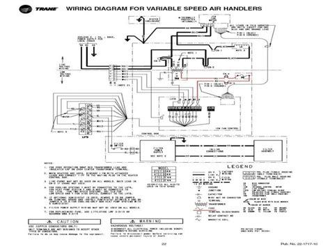 Trane Air Conditioner Wiring Diagram Forums