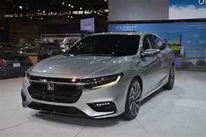 Honda Civic 2019 : 2019 honda insight prototype in detail at the chicago auto show autoevolution ~ Medecine-chirurgie-esthetiques.com Avis de Voitures