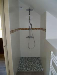 Douche à L Italienne : 68 best images about salle de bain on pinterest ~ Dailycaller-alerts.com Idées de Décoration