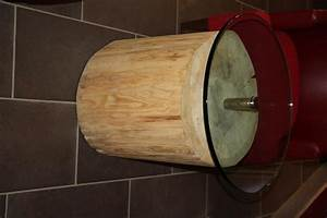 Rondin De Bois Table : mobilier ~ Teatrodelosmanantiales.com Idées de Décoration