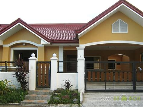 bungalow style house design philippines prairie style house bungalow type house design