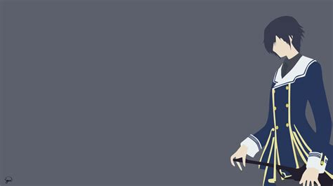Minimalistic Anime Wallpapers - minimalist anime wallpaper wallpapersafari