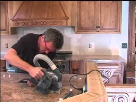 how to install countertops how to install granite slab countertops