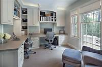 interesting home office ideas for women Agencement bureau moderne - idées, déco et photos