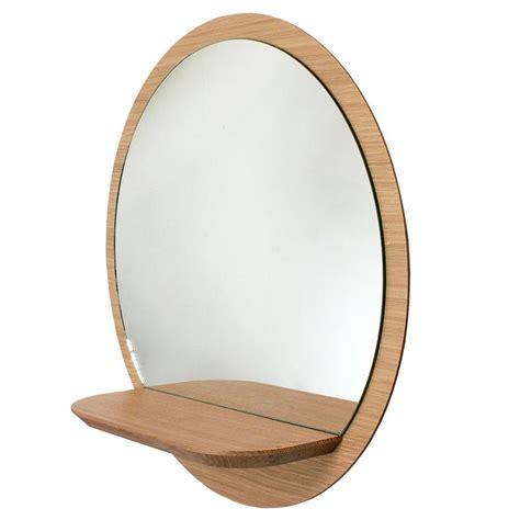 Miroir Rond Bois Miroir Rond Bois Avec Tablette Miroir 233 Tag 232 Re Reine M 232 Re