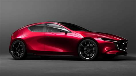 Mazda 2019 Concept by Mazda 3 2019 Previewed By Concept In Tokyo Car News