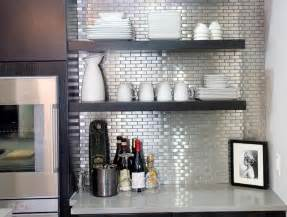 kitchen stick on backsplash metal tile backsplash peel and stick home design ideas