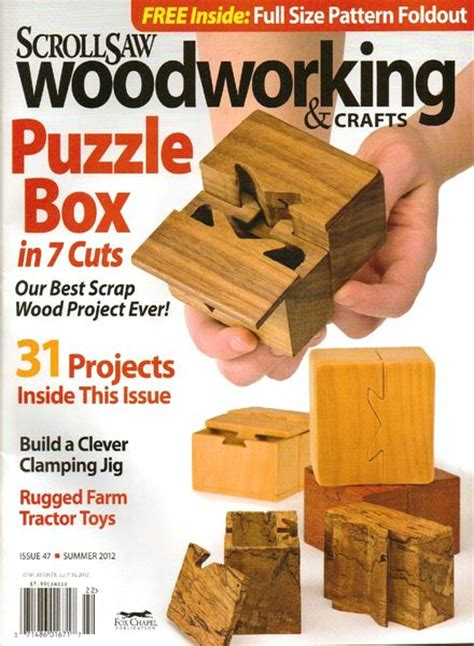 scrollsaw woodworking crafts issue