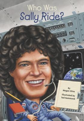 sally ride  megan stine
