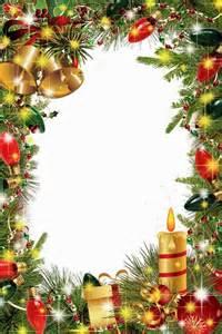 Transparent Christmas Frames