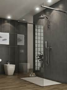 bathrooms a l 39 abode - Modern Bathroom Shower Ideas
