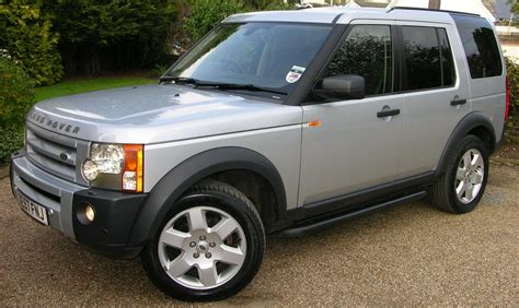 land rover discovery hse land rover discovery 3 tdv6 hse photos and comments www