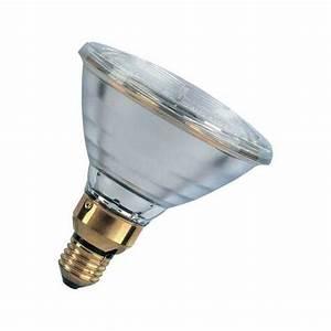 Ampoule E27 100w : ampoule halopar 38 64839 fl 100w 240v e27 ~ Edinachiropracticcenter.com Idées de Décoration