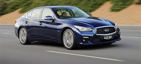2017 Infiniti Q50 Red Sport Quick Review