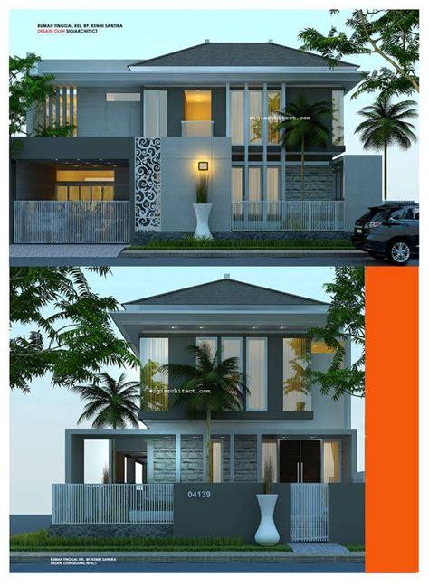 desain rumah minimalis  lantai kavling hook house