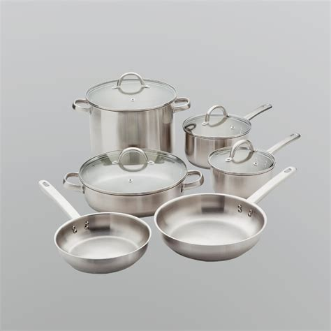 gordon ramsay cookware steel stainless everyday royal doulton pcs pans pots ramsey wear