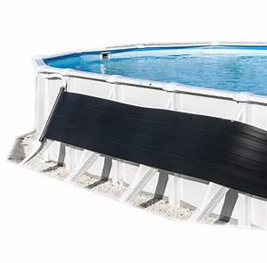 rechauffeur solaire pour piscine hors sol gre With chauffage solaire pour piscine hors sol