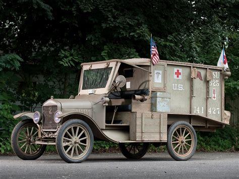 Model T Ambulance by Ford Model T Ambulance 1917