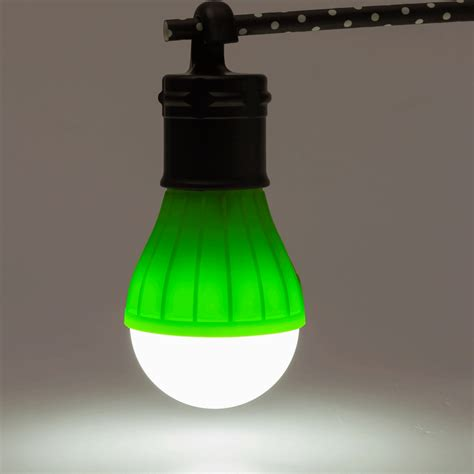 outdoor portable hanging led cing tent light bulb