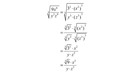 how to do simple radical form simplifying radical expressions