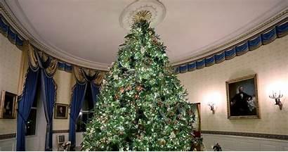 Decorations Melania Disappointed Trump Hear Return December
