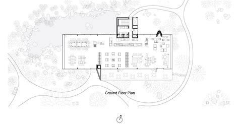 2828 ground floor plan gallery of osulloc tea house pavilions mass studies 48