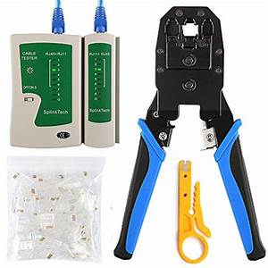 Top 10 Best Crimping Tool For Rj45