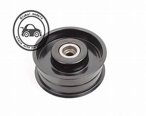 Alternator Belt Idler Pulley Belt Tightener Guide Pulley