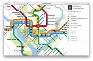 Making an Interactive DC Metro Map – Mike Surowiec – Medium